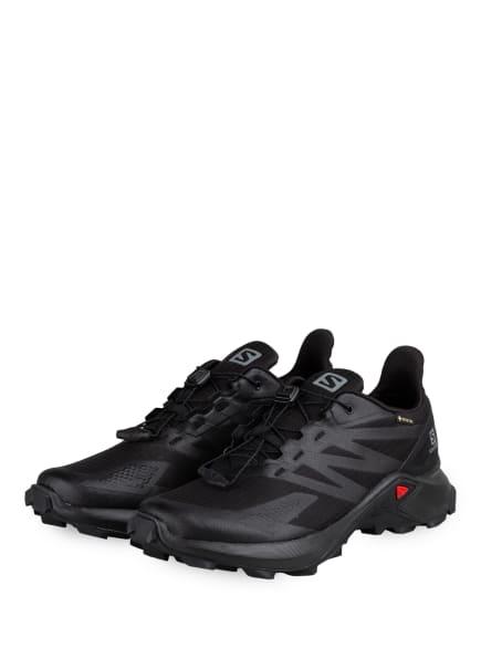 SALOMON Trailrunning-Schuhe SUPERCROSS BLAST GTX, Farbe: SCHWARZ (Bild 1)
