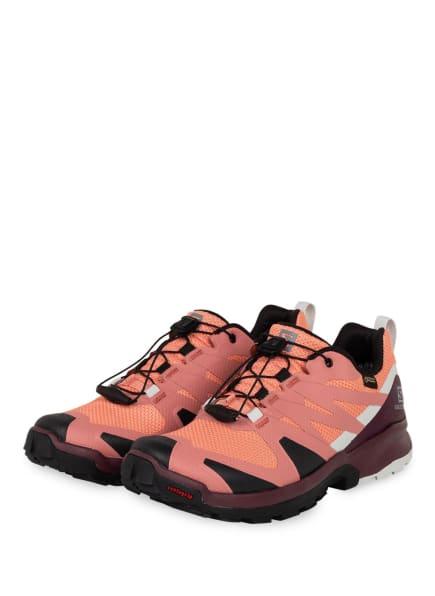 SALOMON Trailrunning-Schuhe XA ROGG GTX, Farbe: ORANGE (Bild 1)