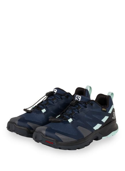 SALOMON Trailrunning-Schuhe XA ROGG GTX, Farbe: NAVY/ MINT/ SCHWARZ (Bild 1)