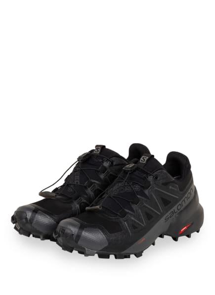 SALOMON Trailrunning-Schuhe SPEEDCROSS 5 GTX, Farbe: SCHWARZ (Bild 1)