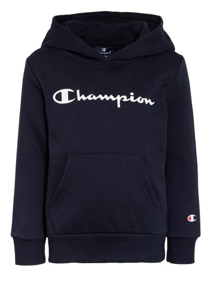 Champion Hoodie , Farbe: DUNKELBLAU (Bild 1)