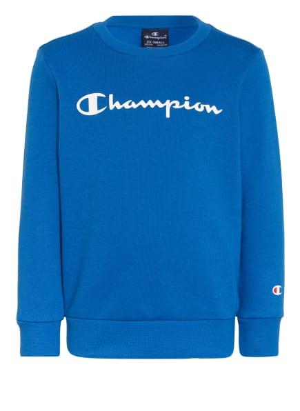 Champion Sweatshirt , Farbe: BLAU (Bild 1)