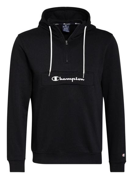 Champion Hoodie , Farbe: SCHWARZ (Bild 1)