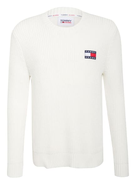 TOMMY JEANS Pullover , Farbe: WEISS (Bild 1)