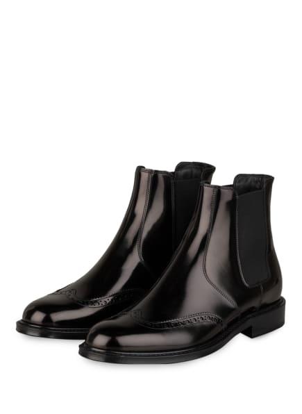 SAINT LAURENT Chelsea-Boots, Farbe: SCHWARZ (Bild 1)