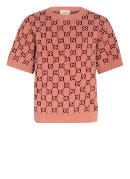 GUCCI Strickshirt, Farbe: ROSÉ (Bild 1)