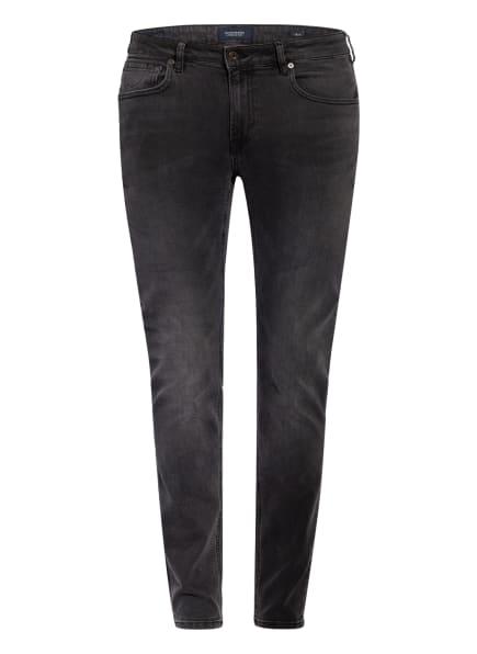 SCOTCH & SODA Jeans SKIM Skinny Fit, Farbe: 0A FALLEN ASHES (Bild 1)