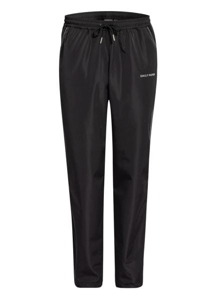 DAILY PAPER Hose im Jogging-Stil Regular Fit, Farbe: SCHWARZ (Bild 1)
