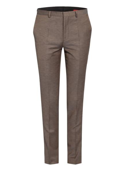 HUGO Anzughose HESTEN Extra Slim Fit, Farbe: 238 LIGHT/PASTEL BROWN (Bild 1)