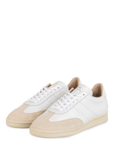 ZESPÀ, AIX-EN-PROVENCE Sneaker, Farbe: WEISS/ BEIGE (Bild 1)
