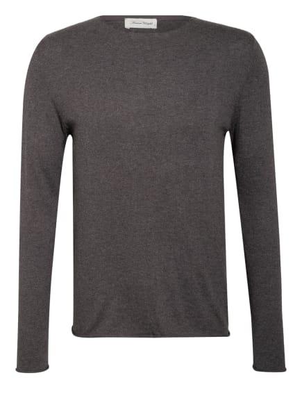 American Vintage Pullover MARCEL, Farbe: GRAU (Bild 1)