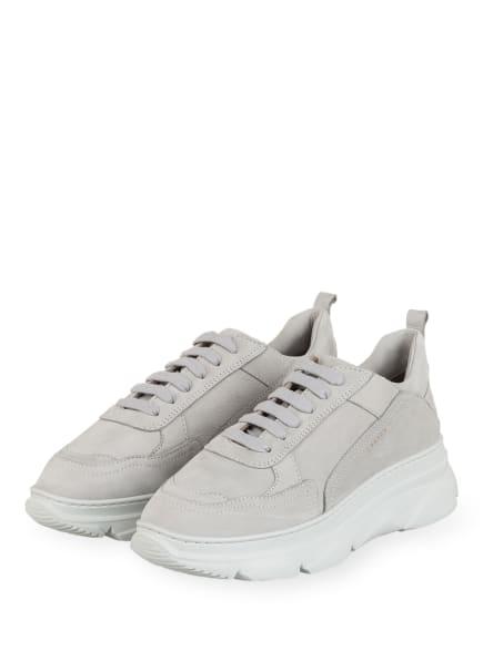 COPENHAGEN Plateau-Sneaker, Farbe: HELLGRAU (Bild 1)