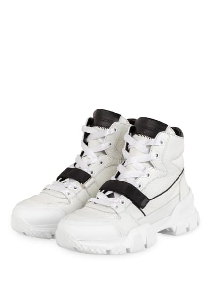 KENNEL & SCHMENGER Hightop-Sneaker ACE, Farbe: WEISS (Bild 1)