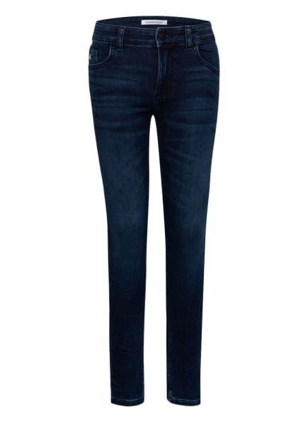 Calvin Klein Jeans Skinny Fit, Farbe: DUNKELBLAU (Bild 1)