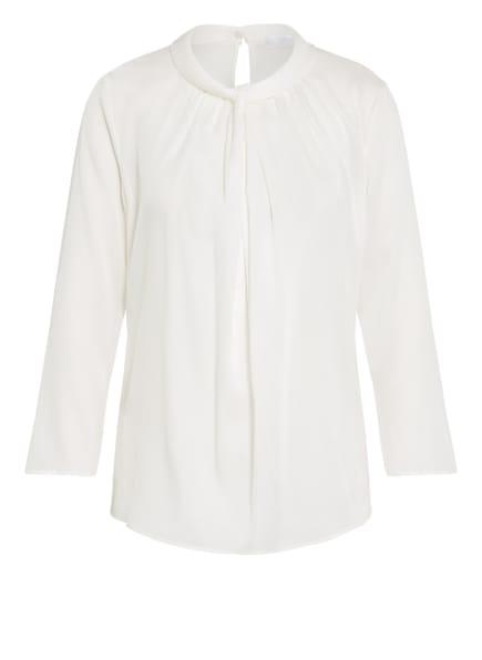 BOSS Blusenshirt IYABO aus Seide, Farbe: WEISS (Bild 1)