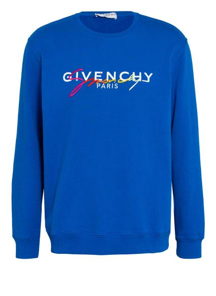 GIVENCHY Sweatshirt , Farbe: BLAU (Bild 1)