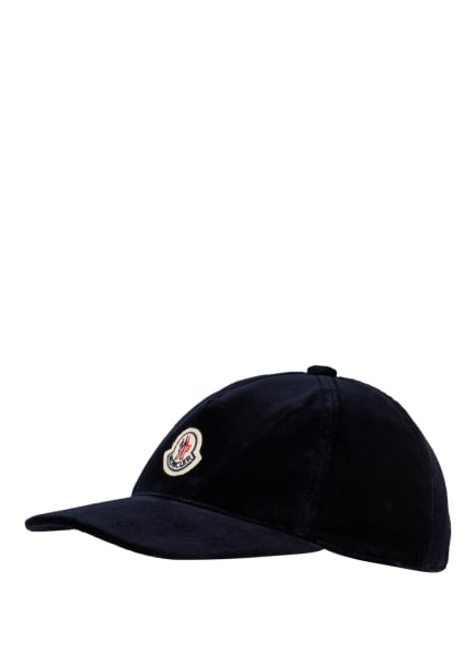 MONCLER Cap BERRETTO, Farbe: DUNKELBLAU (Bild 1)