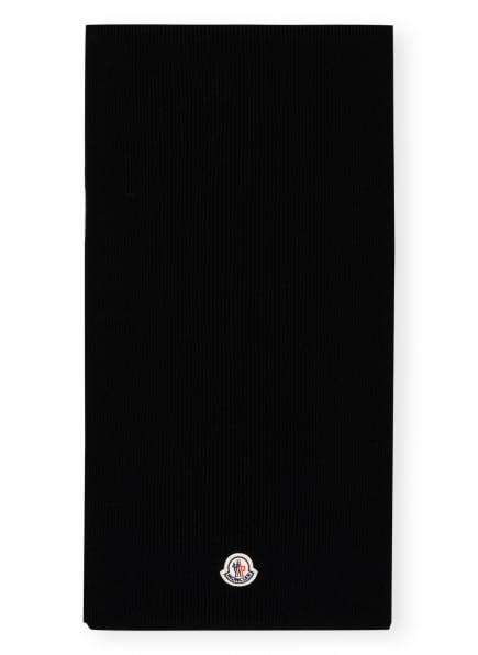 MONCLER Schal , Farbe: SCHWARZ (Bild 1)
