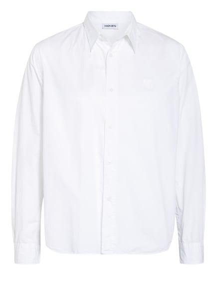KENZO Hemd TIGER Comfort Fit , Farbe: WEISS (Bild 1)
