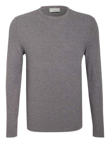 PROFUOMO Pullover, Farbe: DUNKELGRAU (Bild 1)