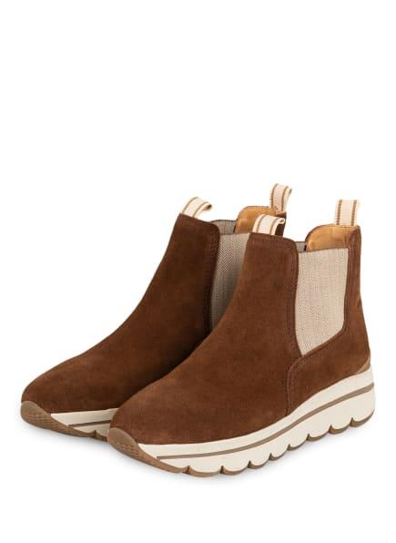 Gabor Chelsea-Boots, Farbe: BRAUN (Bild 1)
