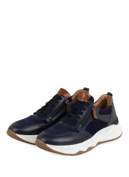 Gabor Plateau-Sneaker, Farbe: DUNKELBLAU (Bild 1)