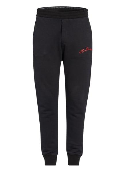 ALEXANDER McQUEEN Sweatpants, Farbe: SCHWARZ (Bild 1)