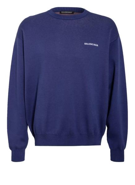 BALENCIAGA Pullover, Farbe: BLAU (Bild 1)