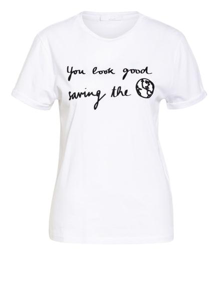 BOSS T-Shirt ERESA, Farbe: WEISS (Bild 1)