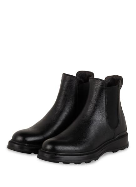 WOOLRICH Chelsea-Boots, Farbe: SCHWARZ (Bild 1)