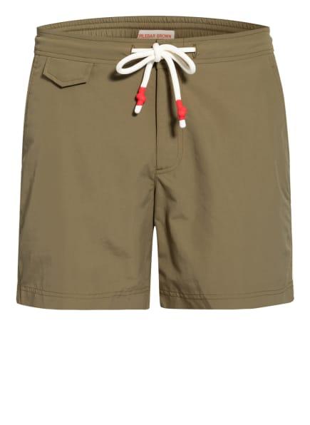 ORLEBAR BROWN Badeshorts, Farbe: OLIV (Bild 1)