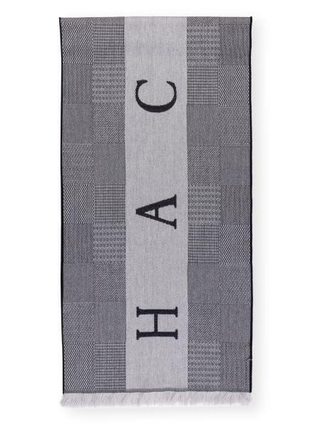 HACKETT LONDON Schal, Farbe: DUNKELBLAU/ WEISS (Bild 1)