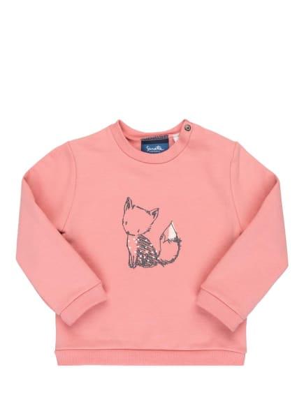 Sanetta KIDSWEAR Sweatshirt, Farbe: HELLROT (Bild 1)