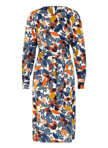 seidensticker Kleid , Farbe: WEISS/ BLAU/ BRAUN (Bild 1)