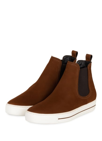 paul green Chelsea-Boots, Farbe: BRAUN (Bild 1)