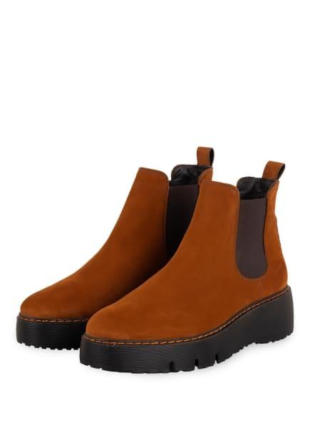 paul green Chelsea-Boots, Farbe: TERRACOTTA (Bild 1)