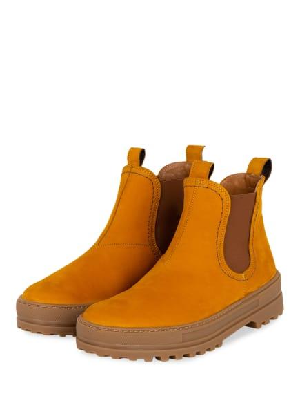 paul green Chelsea-Boots , Farbe: DUNKELGELB (Bild 1)