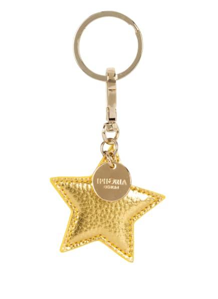 IPHORIA Schlüsselanhänger, Farbe: GOLD (Bild 1)