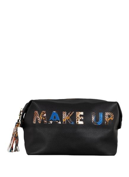 IPHORIA Kosmetiktasche XL, Farbe: SCHWARZ (Bild 1)