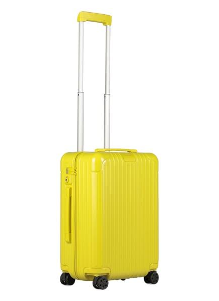 RIMOWA ESSENTIAL Cabin Multiwheel® Trolley, Farbe: GELB (Bild 1)