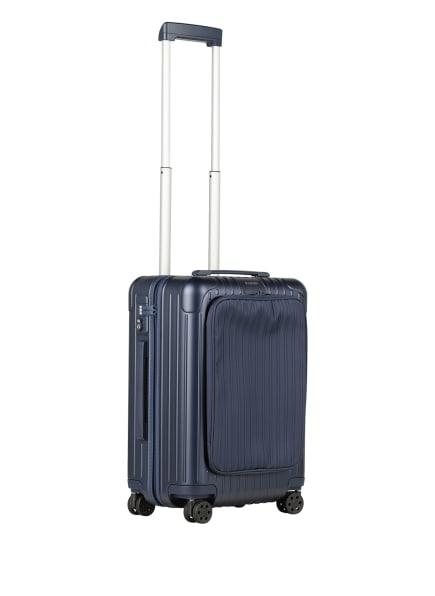 RIMOWA ESSENTIAL SLEEVE CABIN Multiwheel® Trolley, Farbe: DUNKELBLAU (Bild 1)