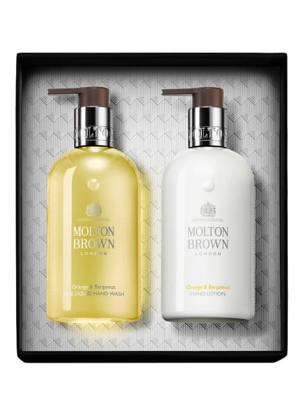 MOLTON BROWN ORANGE & BERGAMOT HAND GIFT SET (Bild 1)