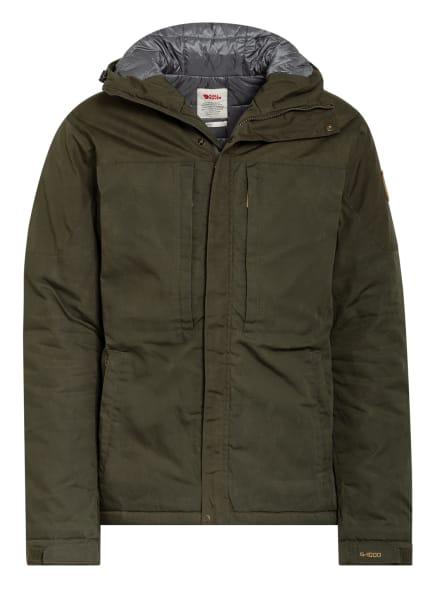 FJÄLLRÄVEN Outdoor-Jacke SKOGSÖ, Farbe: OLIV (Bild 1)