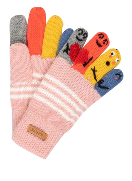Barts Handschuhe, Farbe: ROSÉ/ WEISS/ BLAU (Bild 1)