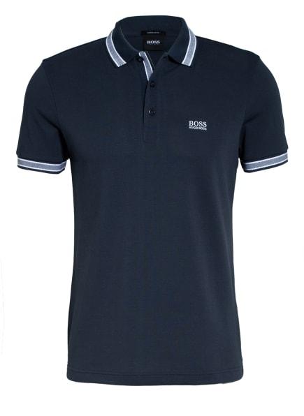 BOSS Piqué-Poloshirt PADDY Modern Fit, Farbe: NAVY (Bild 1)