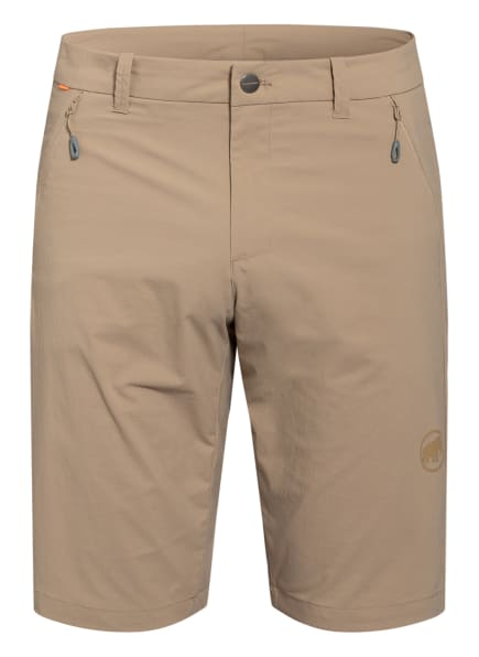 MAMMUT Outdoor-Shorts HIKING, Farbe: BEIGE (Bild 1)