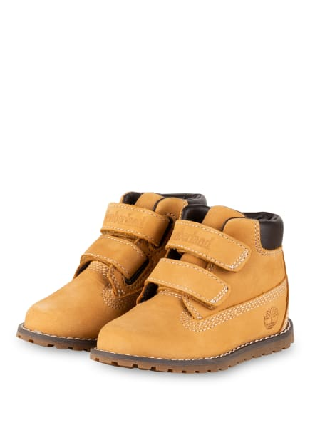 Timberland Boots POKEY PINE, Farbe: CAMEL (Bild 1)