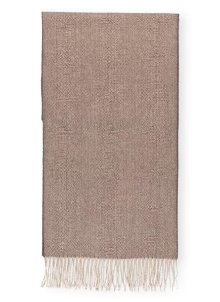 STROKESMAN'S Schal, Farbe: TAUPE (Bild 1)