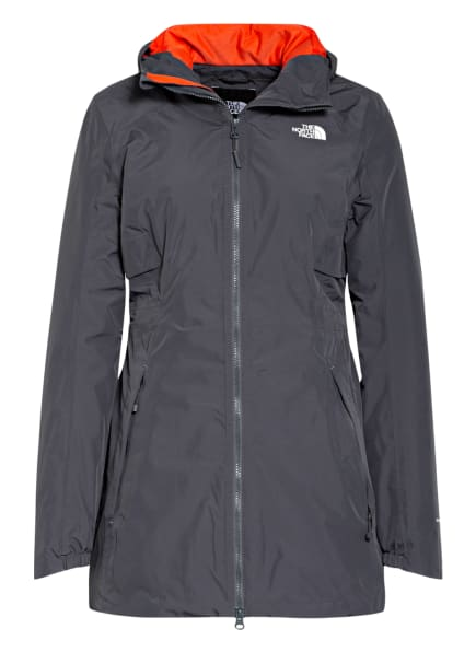THE NORTH FACE Funktionsjacke HIKESTELLER, Farbe: GRAU (Bild 1)