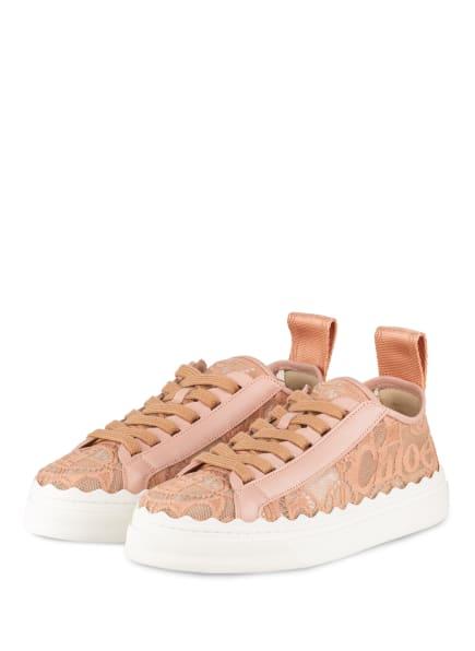 Chloé Sneaker LAUREN, Farbe: 26C Pink Tea (Bild 1)